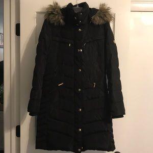 EUC Michael Kors Black Winter Jacket, Small
